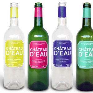 Château d'eau - Pied de poule