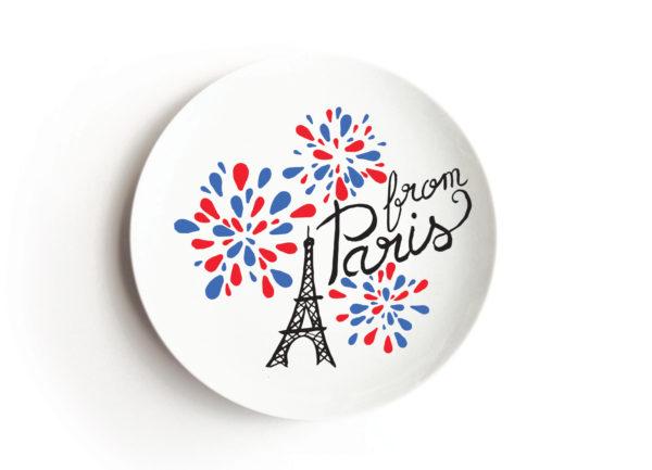 Pied de poule - Frenchy- From Paris