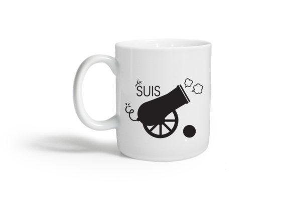 Pied de poule - Mugs expressifs - canon