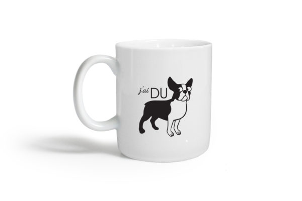Pied de poule - Mugs expressifs - du chien